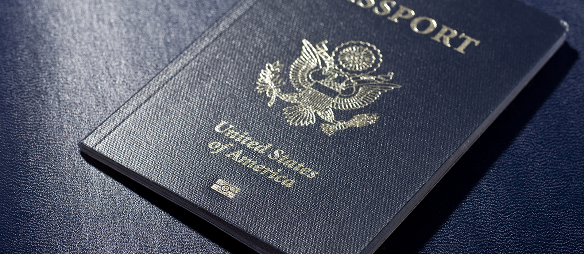 Passport Cover Cloth by Holliston, LLC - The United States of America