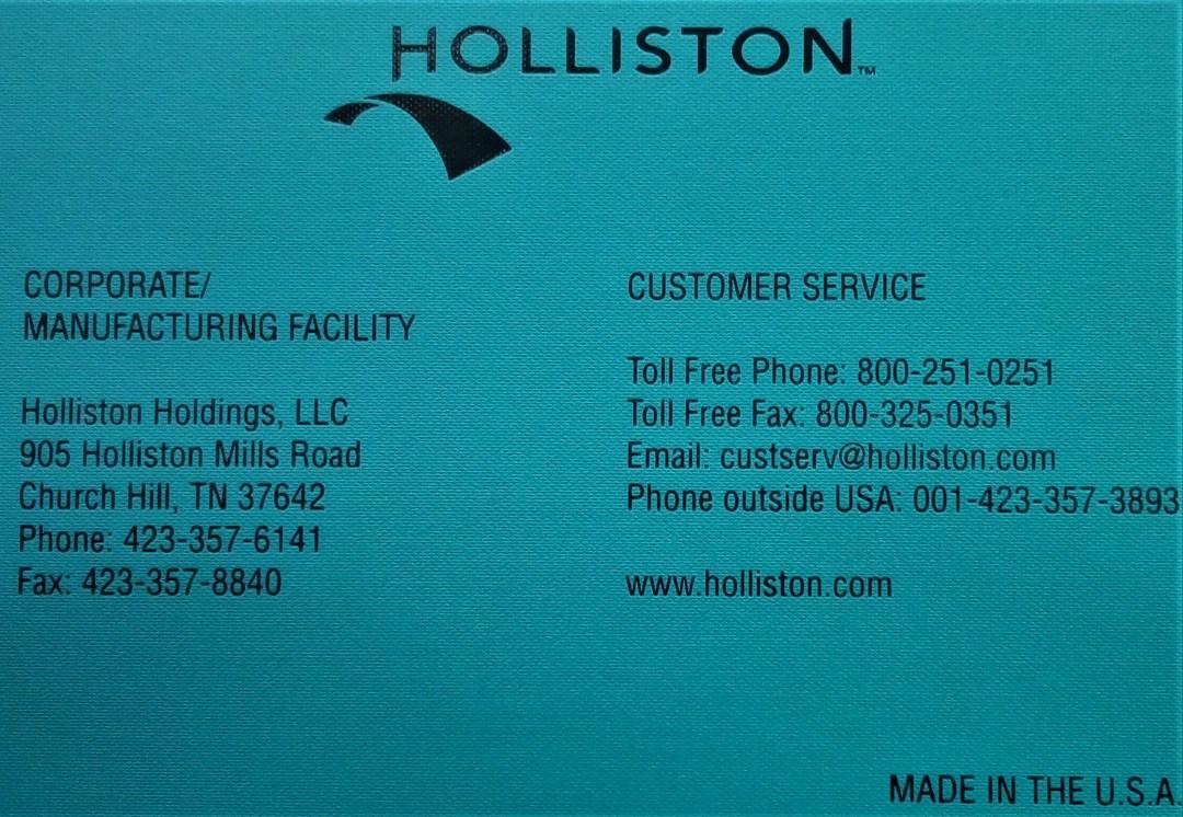 Holliston, LLC contact details