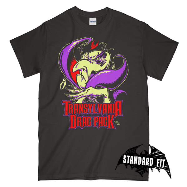Transylvania Drac Pack T-Shirt