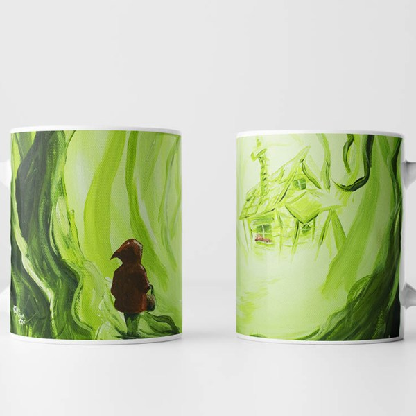 Heart of the Woods Mug