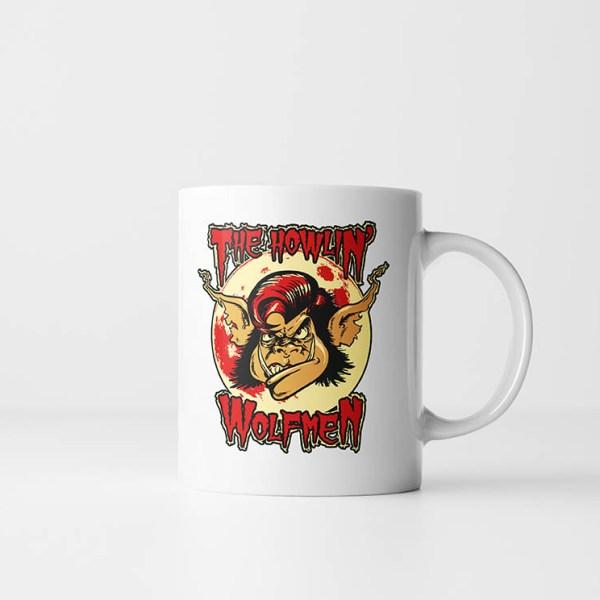 Howlin Wolfmen Mug