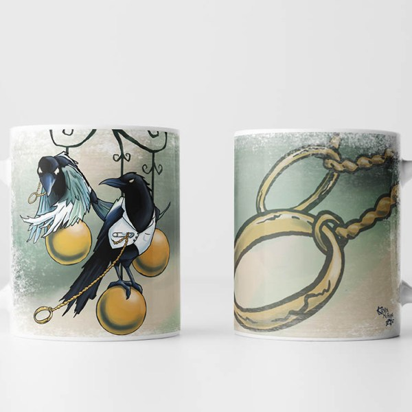 Lovebirds Mug