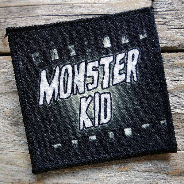 Monster Kid Patch