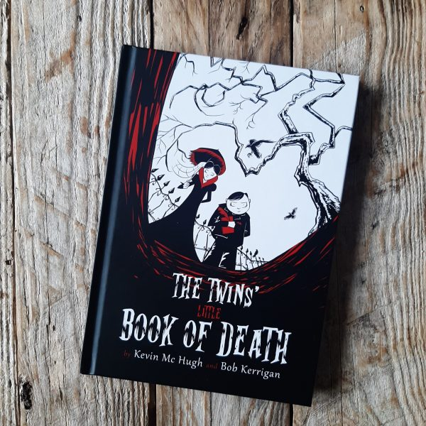 Front Cover of The Twins' Little Book of Death