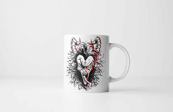 Christmas Kramps My Style - Krampus Mug