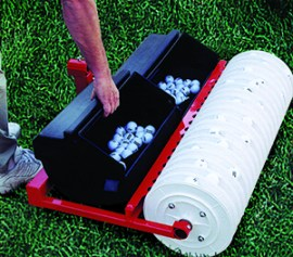 golf ball picker plastic baskets