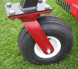 golf ball picker wheel