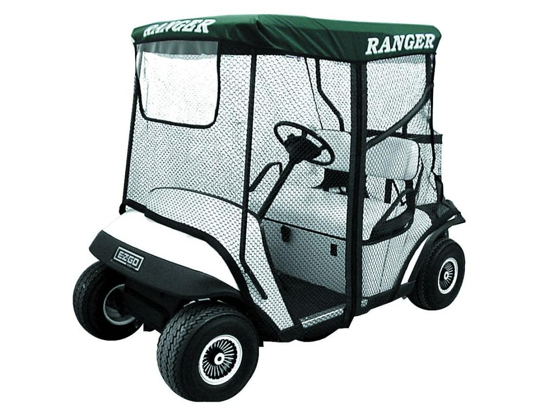 Golf cart cover