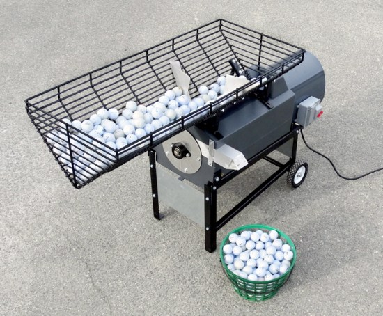 Country Club Golf Ball Washer 24K