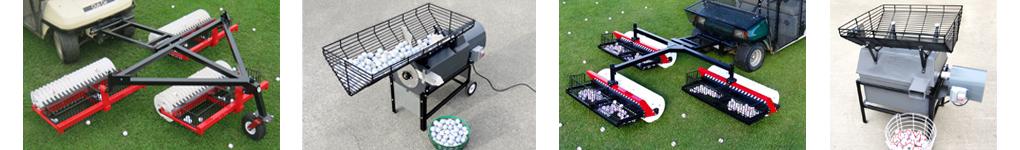 Golf Driving Range Equipment Hollrock Engineering