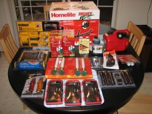 Home Depot Trip 11/28/2008