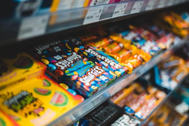 Buying a candy bar requires a short sales cycle