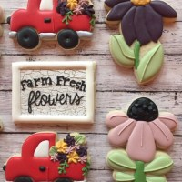 Farmers Market Sugar Cookies