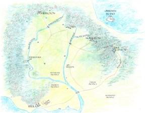 map full--print