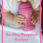 Happy Mouths and a Happy Planet with Re-Play Recycled and a Giveaway!