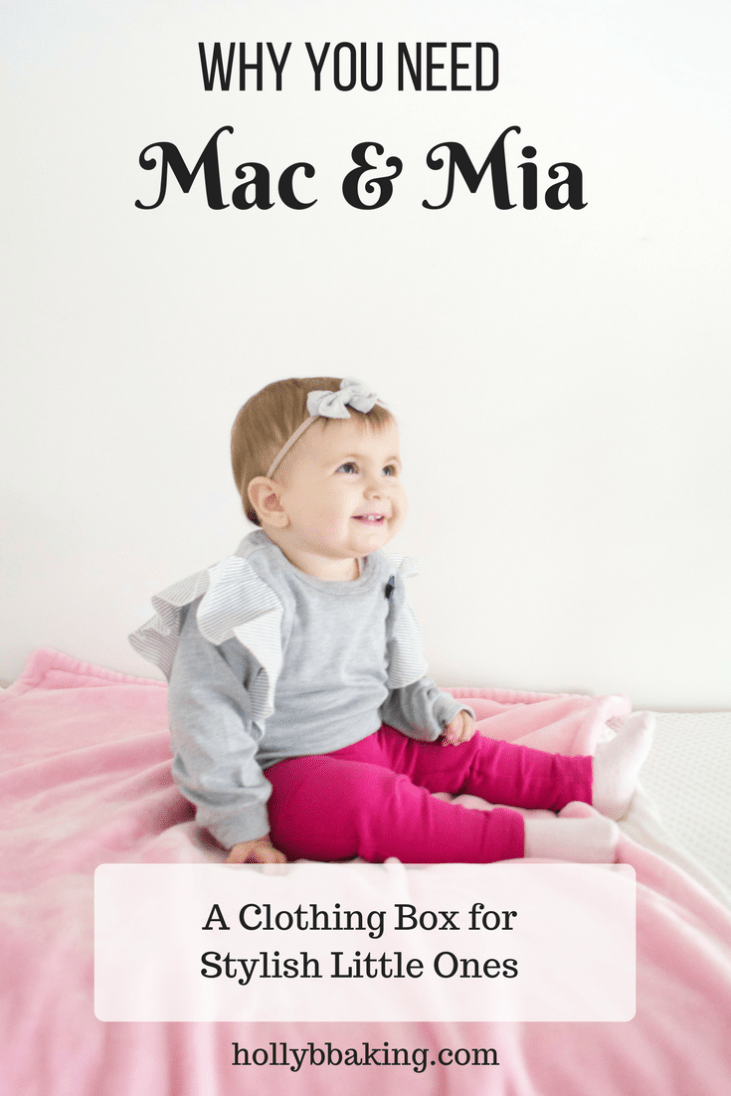 Mac & Mia Boxes: Trendy Clothes for your Little Ones that are Convenient for You!