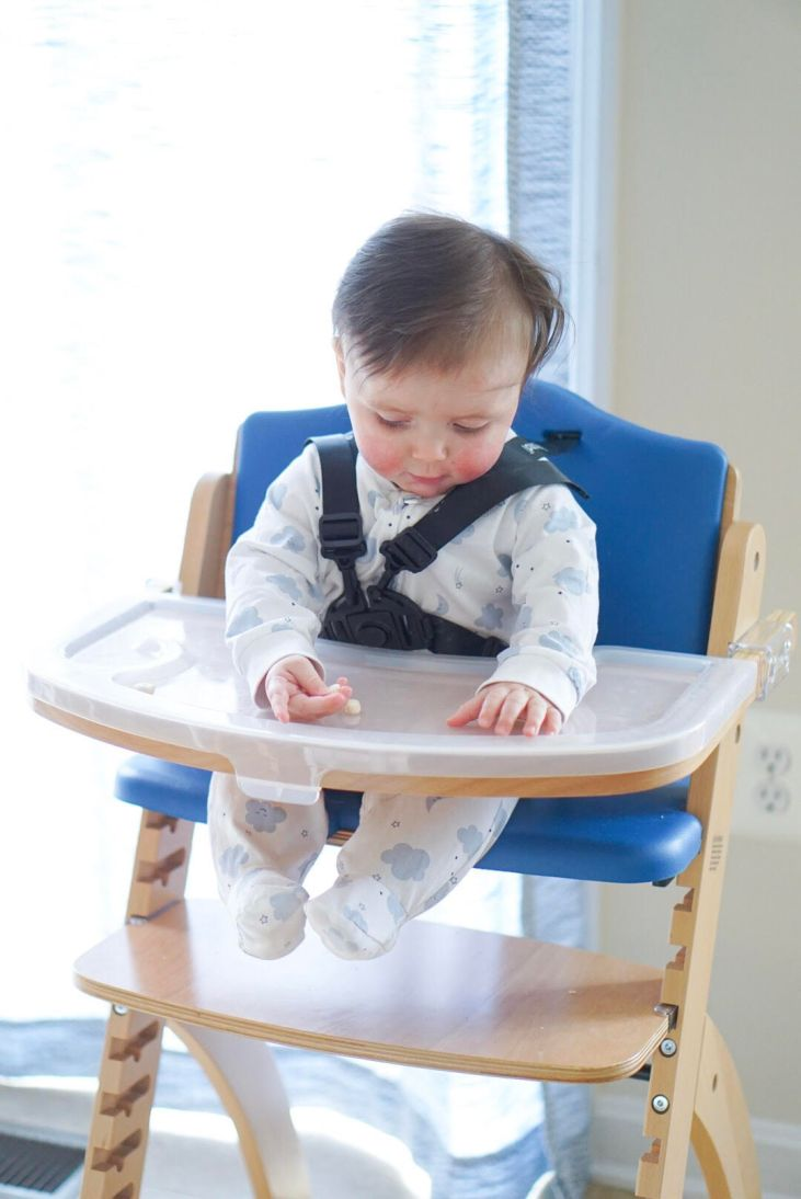 From Baby High Chair to Child Chair: Abiie High Chair Review