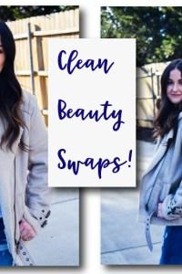Clean Beauty Swaps
