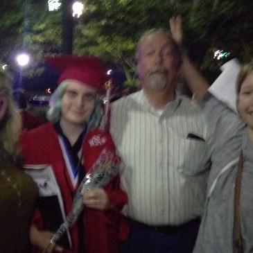 Keri's Graduation from Northern