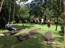 GIANT swing set!!