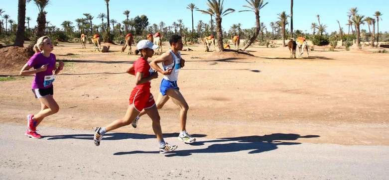 Marakesz Maraton 2018