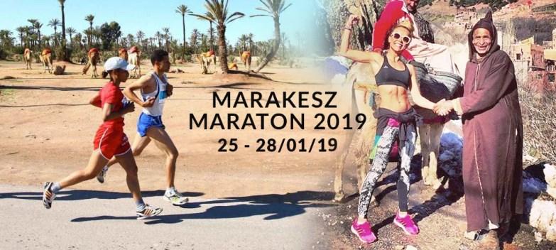 Marakesz Maraton 25-28.01.2019