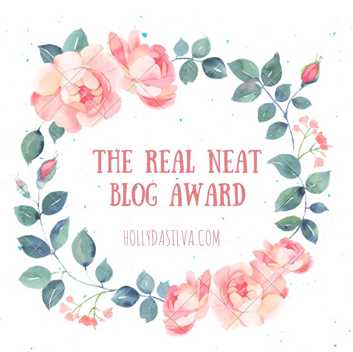 Image result for real neat blog award pic
