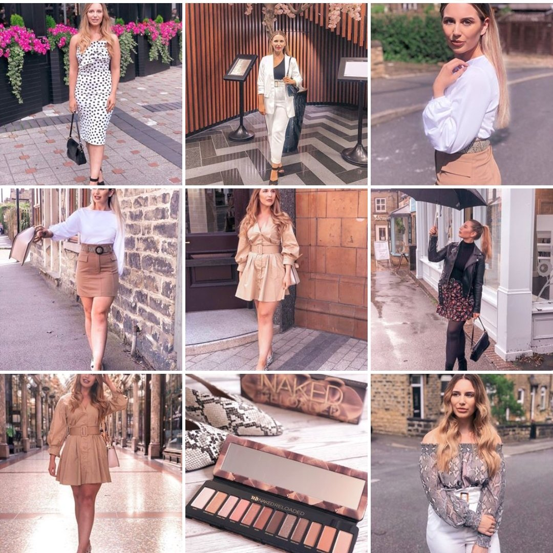 Life of Luce, Blogger of the Month. Instagram feed