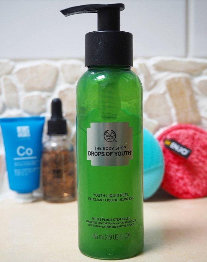 Skincare saviours Drops of Youth Liquid Peel