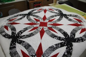 Can you even see the quilting?