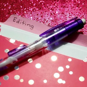 Editing, Believing for a Miracle, Editor, Editorial Services, Pencil, Folder