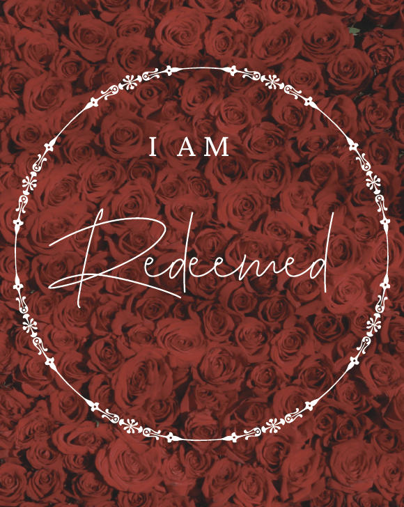 Redeemed 8x10 Printable