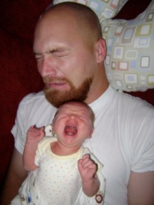 Yep - that's what it feels like to be a parent!