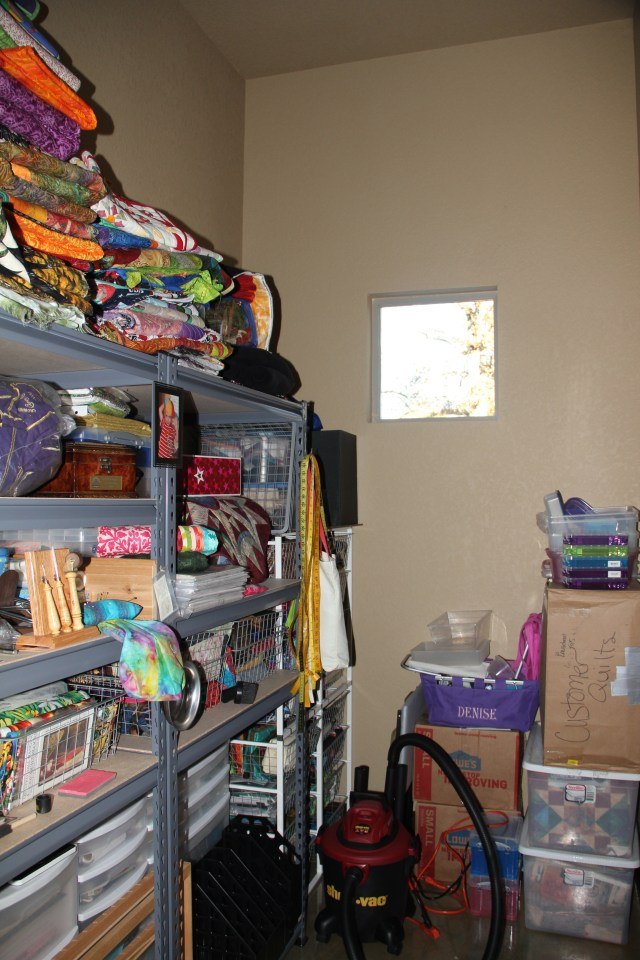 Another view of the closet