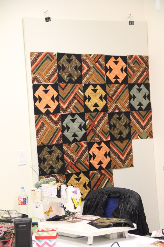 What a fabulous quilt!