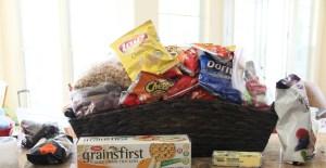 Snacks for between meals!