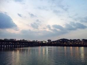 Wandering Seoul.