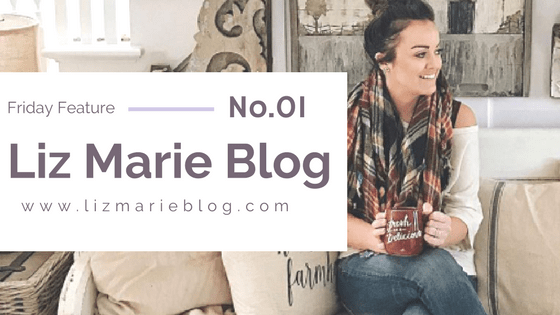 Friday Feature – Liz Marie Blog