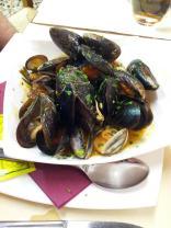 Mussels - Venetian style