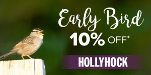 2019 Early Bird Special