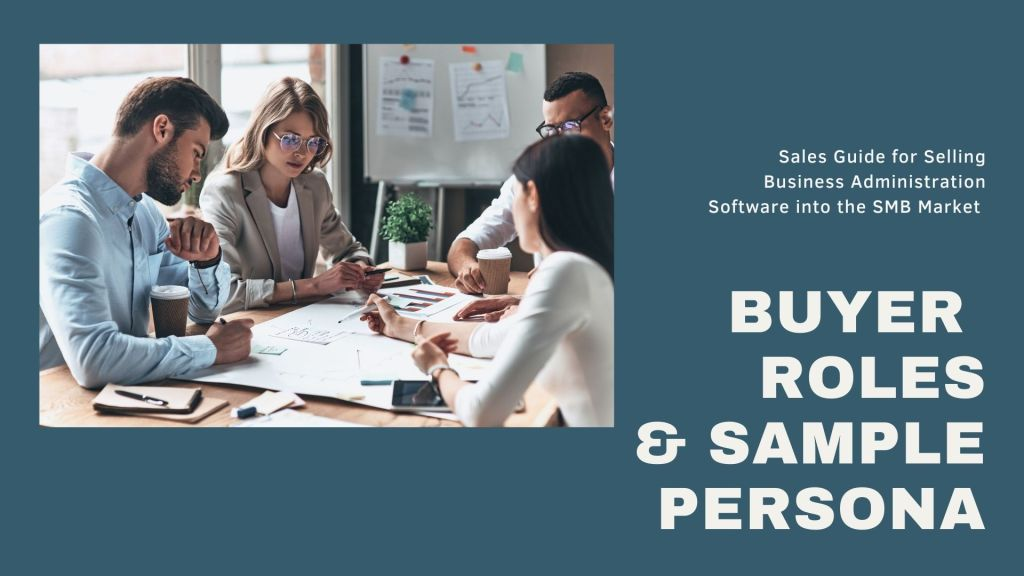 Buyer Roles and Sample Persona - Holly Hunnicutt