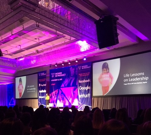 Women In Product conference sponsored by Intuit and Macy's