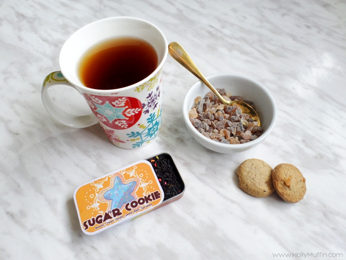 Holiday gift giving with Adagio gourmet Tea