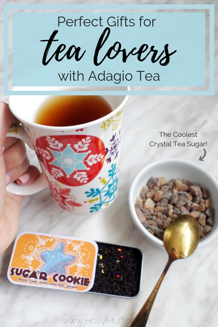 Perfect Gifts for Tea Lovers with Adagio Teas