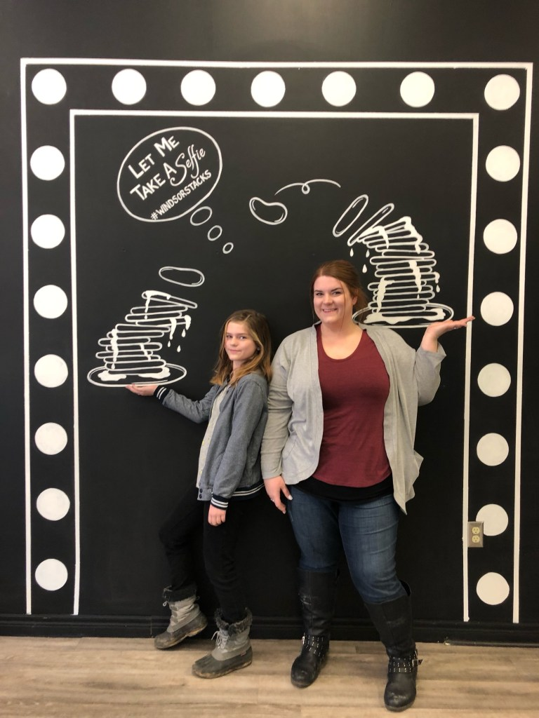 This fun photo wall and other things I've been doing this month!