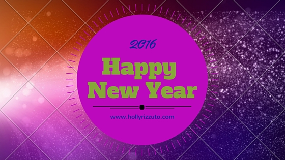 Happy New Year – 2016!