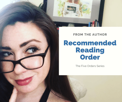 Recommended Reading Order