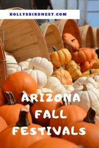 Festivais de outono do Arizona | Holly's Bird Nest 9
