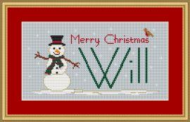 snowman-will