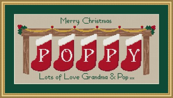 stockings-poppy